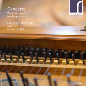 Concerto: Works for one & two harpsichords   Dodax.ch