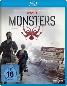 Monsters (Blu-ray) | Dodax.fr