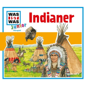 WAS IST WAS Junior Hörspiel-CD: Indianer | Dodax.co.uk