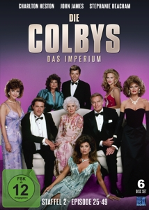 Die Colbys - Das Imperium - 2. Staffel | Dodax.co.uk