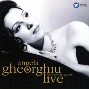 Angela Gheorghiu Live from Covent Garden | Dodax.at