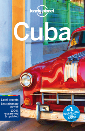 Lonely Planet Cuba Country Guide | Dodax.com