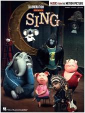 Sing - Music From The Motion Picture (PVG Book) | Dodax.pl
