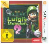 Luigi's Mansion 2 Selects, Nintendo 3DS-Spiel | Dodax.de