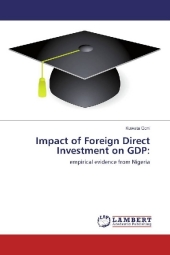 impact of foreign direct investment on The potential beneficial impact of fdi on output the benefits of productivity fostered by foreign investment the effects of foreign direct investment on.
