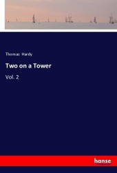 9783337347703 - Thomas Hardy: Two on a Tower - Buch
