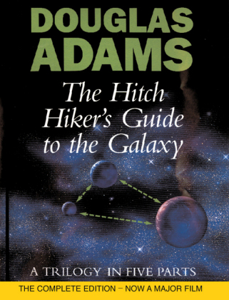 The Hitch Hiker's Guide to the Galaxy | Dodax.pl