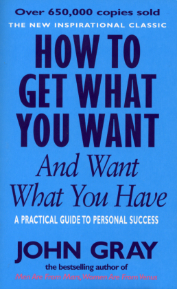How to Get What You Want and Want What You Have. So bekommst du, was du willst, und willst, was du hast, engl. Ausgabe | Dodax.pl