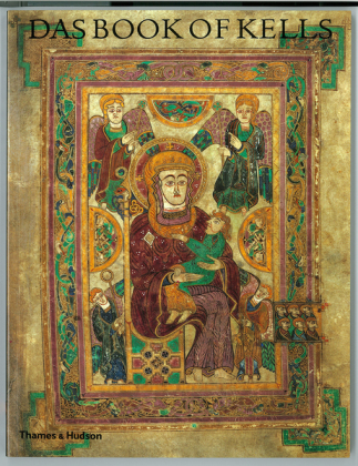 Das Book of Kells | Dodax.pl