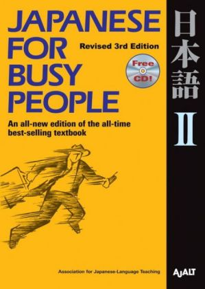 Japanese for Busy People, Kana Version, w. Audio-CD. Vol.2 | Dodax.at