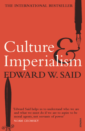 Culture & Imperialism | Dodax.co.uk