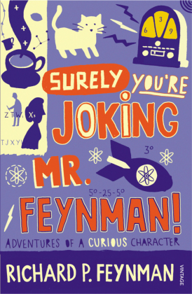 'Surely You're Joking, Mr. Feynman!' | Dodax.pl
