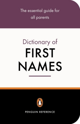 The Penguin Dictionary of First Names | Dodax.pl
