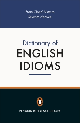 The Penguin Dictionary of English Idioms | Dodax.pl
