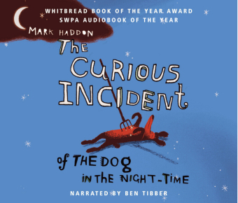 The Curious Incident of the Dog in the Night-time. Supergute Tage oder Die sonderbare Welt des Christopher Boone, Audio-CD, englische Version, 1 Audio-CD | Dodax.com