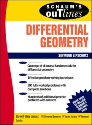 Theory and Problems of Differential Geometry   Dodax.pl