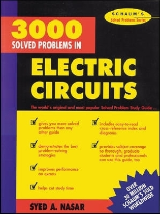 3000 Solved Problems in Electric Circuits | Dodax.pl