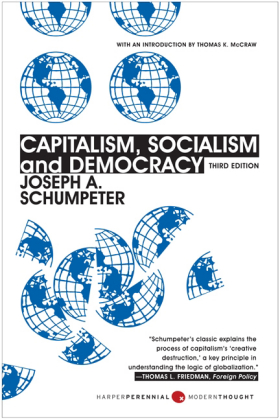 Capitalism, Socialism, and Democracy | Dodax.co.uk