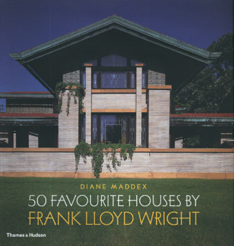 50 Favourite Houses by Frank Lloyd Wright | Dodax.pl