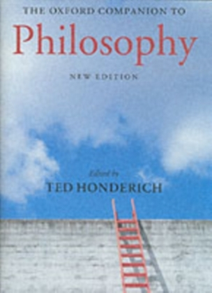 The Oxford Companion To Philosophy | Dodax.pl
