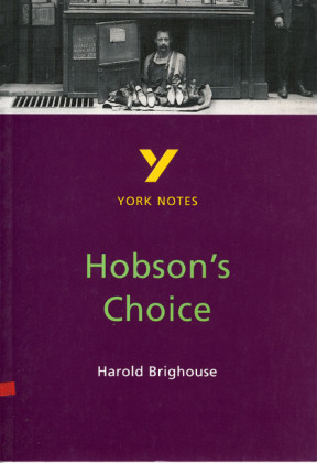Harold Brighouse 'Hobson's Choice' | Dodax.ch