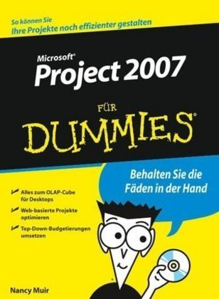 Microsoft Project 2007 für Dummies | Dodax.at