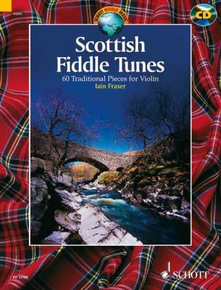 Scottish Fiddle Tunes, für Violine, m. Audio-CD | Dodax.co.uk