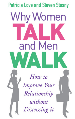 Why Women Talk and Men Walk | Dodax.pl