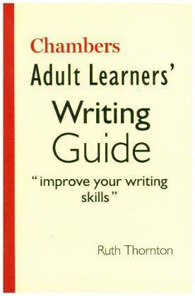 Chambers Adult Learners' Writing Guide | Dodax.de