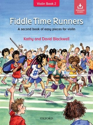 Fiddle Time Runners, w. Audio-CD | Dodax.ch