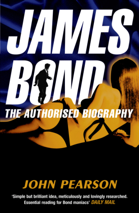 James Bond, The Authorised Biography | Dodax.pl