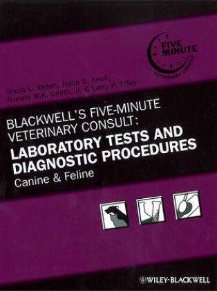 Diagnostic Procedures and Laboratory Tests: Canine and Feline | Dodax.at