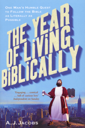 The Year of Living Biblically | Dodax.pl