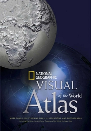 National Geographic Visual Atlas of the World | Dodax.ch