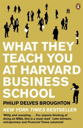 What They Teach You at Harvard Business School | Dodax.pl