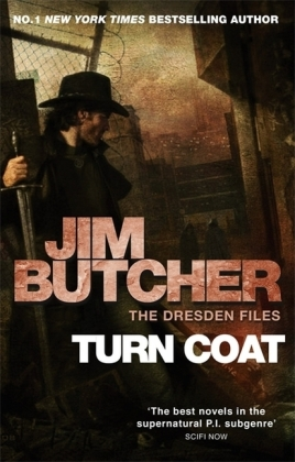 Dresden Files, Turn Coat | Dodax.pl
