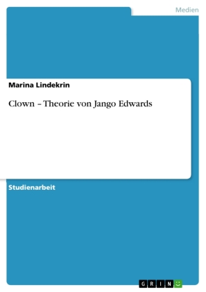 Clown - Theorie von Jango Edwards | Dodax.ch