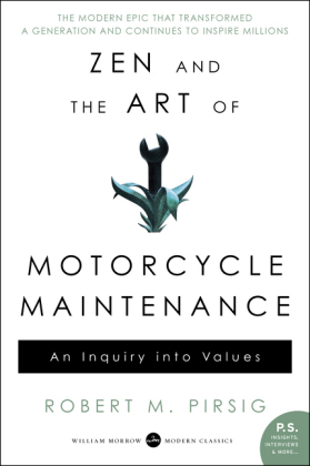 Zen and the Art of Motorcycle Maintenance | Dodax.ch