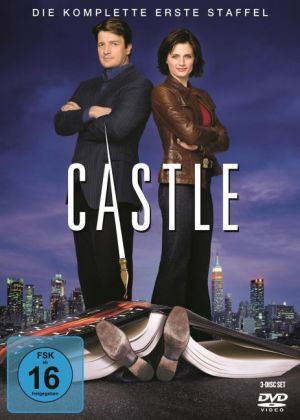 Castle. Staffel.1, 3 DVDs | Dodax.de