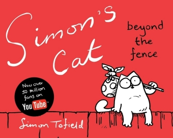 Simon's Cat, beyond the fence | Dodax.at