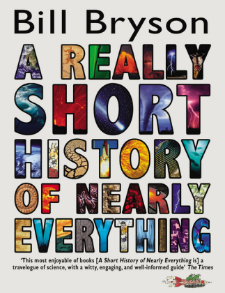 A Really Short History of Nearly Everything | Dodax.ch