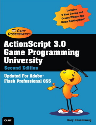 Actionscript 3.0 Game Programming University | Dodax.ch