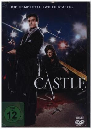 Castle. Staffel.2, 6 DVDs | Dodax.de