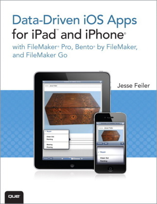 Data-Driven iOS Apps for iPad and iPhone with FileMaker Pro, FileMaker Bento, and FileMaker Go | Dodax.pl