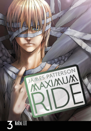 James Patterson Maximum Ride, Manga, English edition. Vol.3 | Dodax.pl