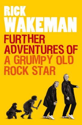 Further Adventures of a Grumpy Old Rock Star | Dodax.pl