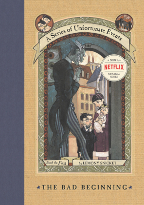 A Series of Unfortunate Events - The Bad Beginning | Dodax.ch