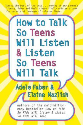 How to Talk so Teens Will Listen and Listen so Teens Will Talk | Dodax.at