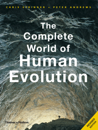 The Complete World of Human Evolution | Dodax.de