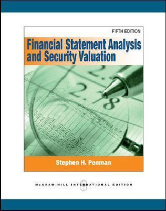 Financial Statement Analysis and Security Valuation | Dodax.pl